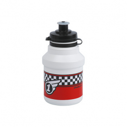 Polisport Race 350 ml gyermek kerékpár kulacs pattintós kupakkal 2019