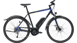 Hercules Rob Cross Sport 8.2 cross trekking e-bike 2019