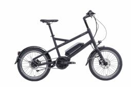 Gepida Pugio Nexus 7 City E-bike  2019