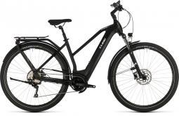 Cube Kathmandu Hybrid Pro 625 fekete női túratrekking e-bike 2020