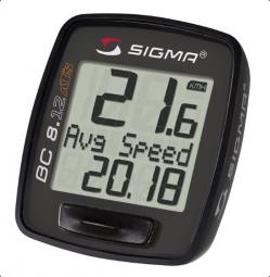 Sigma BC 8.12 ATS kerékpár computer 2018