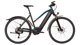 Hercules Rob Cross Elite női cross trekking e-bike 2019