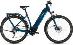 Cube Kathmandu Hybrid One 500 kék city/túratrekking e-bike 2020