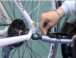 Bellelli B-Taxi utánfutóhoz adapter felnőtt kerékpárra 2019