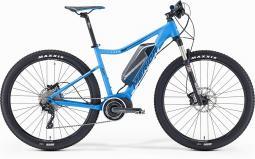 MERIDA BIG.SEVEN E-LITE 600 Teszt MTB 27,5 e-bike 2016