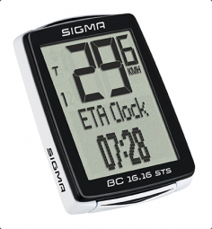 Sigma BC 16.16 STS CAD kerékpár computer 2018