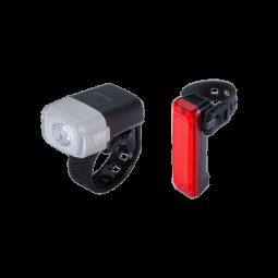 BBB NanoStrike (BLS-134) kerékpár lámpa szett 2020