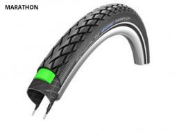Schwalbe 26X1.50 Marathon Perf HS420 GREENG END Ref TW 730 g 26 coll MTB külső gumi 2020