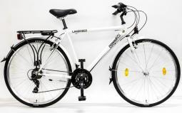 Csepel Landrider 28 21SP férfi fehér túratrekking kerékpár 2020