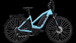 Hercules Futura Sport 8.3 400 W női túratrekking e-bike 2019
