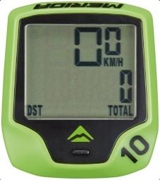 Merida M10 zöld vezeték nélküli kerékpár computer 2018