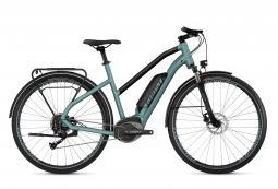 Ghost Hybrid Square Trekking B1.8 AL Lady Túratrekking E-bike    2019
