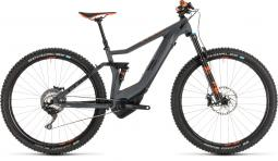 Cube Stereo Hybrid 120 HPC TM 500 E-bike 29 2019