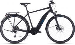 Cube Touring Hybrid One 400 fekete túratrekking e-bike 2020