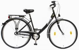Csepel Budapest A 28/17 N3 városi kerékpár 2018