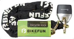 Bikefun Shield2 láncos kerékpár zár 2018
