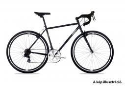 Csepel Rapid 3* 2.0 Sora fekete gravel kerékpár 2020