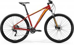 Merida Big.Nine 80 piros-narancs MTB 29