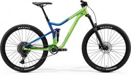 Merida One-Forty 400 kék-zöld MTB Fully 27,5