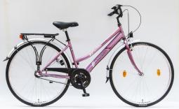 Csepel Landrider 28/17 N3 női túratrekking kerékpár 2018