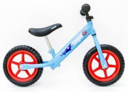 Csepel acél kék gyermek futóbicikli 2018