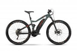 Haibike SDURO Fullnine 8.0 Elektromos Kerékpár 2019