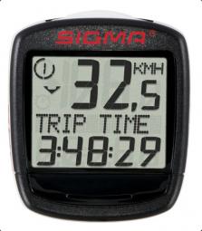 Sigma Baseline 800 kerékpár computer 2018