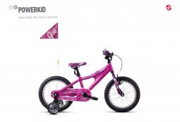 Ghost Powerkid AL 16 K gyermek kerékpár 2019