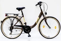 Csepel Budapest B 26/18 7SP városi kerékpár 2018