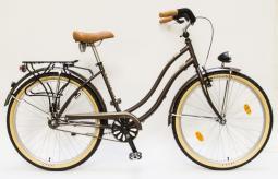 Csepel Cruiser Neo GR barna női cruiser kerékpár 2020