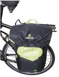 Bikefun Vario csomagtartóra szerelhető táska 2018