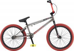 GT Air ezüst BMX kerékpár 2020