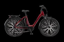 Winora Sima 7 bordó túratrekking e-bike 2020