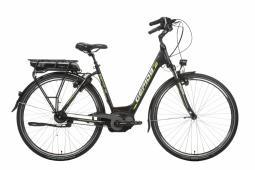 GEPIDA REPTILA 1000 NEXUS 7 Elektromos Teszt Kerékpár 2016