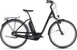 Cube Town Hybrid Pro 400 Mono Tube Elektromos Kerékpár 2018