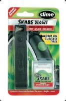 Slime Skabs 6x1 gumijavító folt +gumiszerelő szerszám 2018