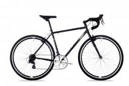 Csepel Rapid 3* 17 fekete gravel kerékpár 2020