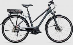 CUBE Touring Hybrid 400 woman  2017