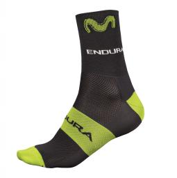 Endura Movistar Team Race Sock 2017 kerékpáros zokni 2017