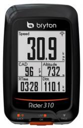 Bryton Rider 310T GPS kerékpár computer szett 2018