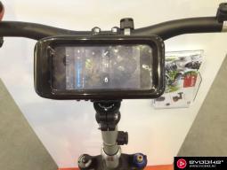 Klickfix AriCase Samsung Galaxy Note-kompatibilis mobiltelefon-tartó 2018