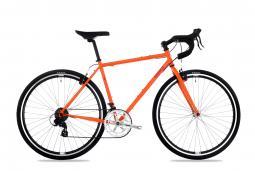 Csepel Rapid 3* 17 narancs gravel kerékpár 2020