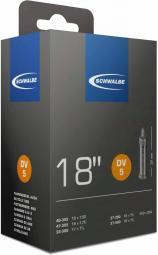 Schwalbe DV5 18X1,25-1,75 95G 32 mm Dunlop szelepes belső gumi 2020
