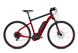 Ghost Hybrid Square Cross B4.9 Ebike 2018