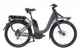 Gepida Cargo Nuvinci 330 Pedelec Kerékpár 2018