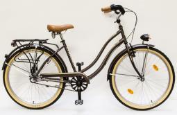 Csepel Cruiser Neo N3 barna női cruiser kerékpár 2020