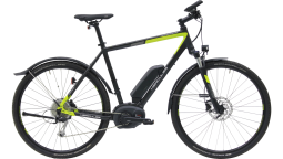 Hercules Rob Cross Sport 8.1 cross trekking e-bike 2019