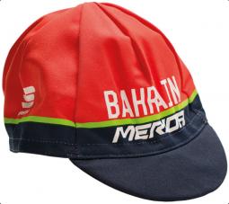 Merida- Bahrain Team kerékpáros sapka 2018