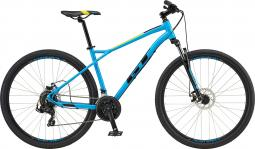 GT Aggressor 27,5 Sport kék-sárga 27,5