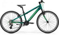 Merida Matts J.24 Race sötétzöld gyermek kerékpár 2020